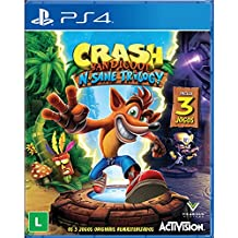 Ps4 - Crash Bandicoot N. Sane Trilogy