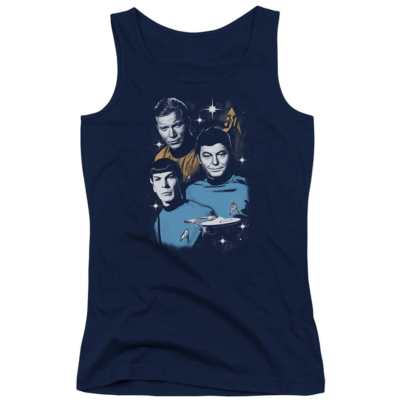 Star Trek Juniors All Star Crew Tank Top
