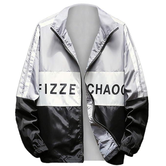 Amazon.com: Mens Outdoor Jacket,Iuhan Men Boy Casual ...