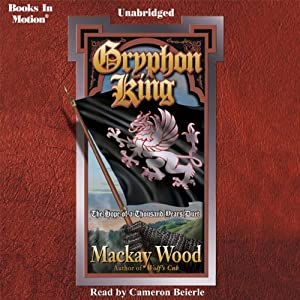 Gryphon King Audiobook