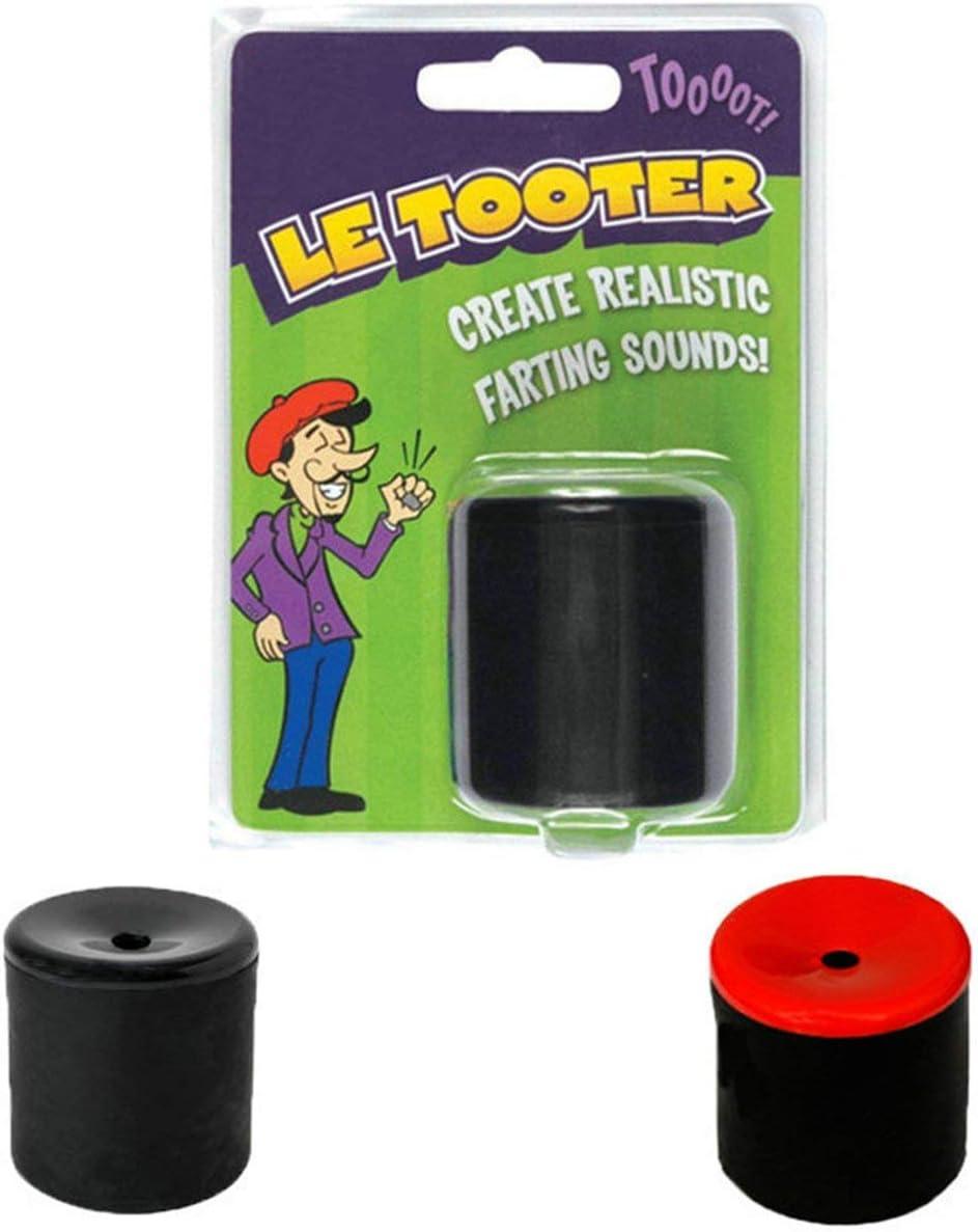 Lodenlli Traccia i Giocattoli Tooter Farting Sounds Fart Pooter Prank Joke Machine Party Halloween Tubo di scoreggia estruso di Alta qualit/à Giocattolo Magico