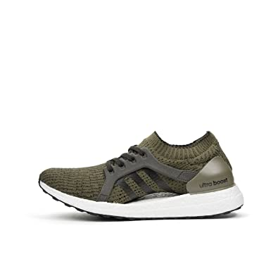 Amazon.com | Adidas Women UltraBOOST X (olive / trace olive / night cargo / tech rust) | Fashion Sneakers