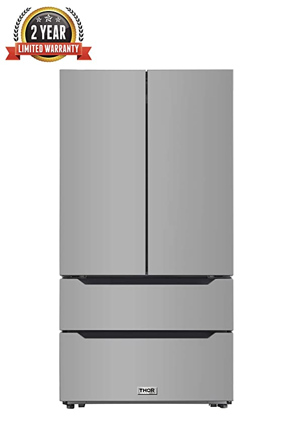 Amazon.com: Thor Kitchen - Refrigerador de acero inoxidable ...