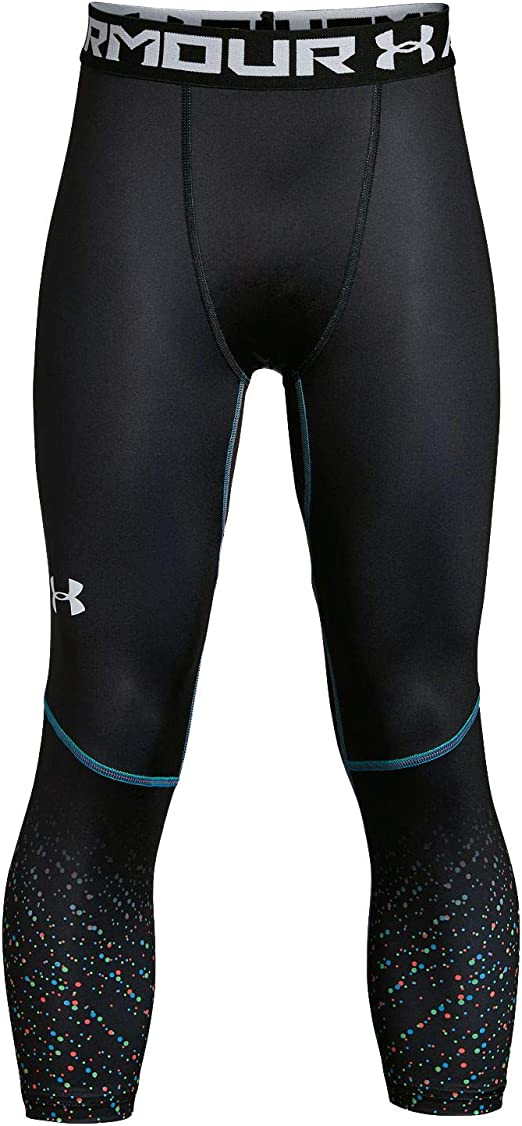 Amazon Com Under Armour Boy S Stephen Curry S Signature Basketball Leggings Black 1314338 001 Blue Xl 18 20 Big Kids X One Size Clothing