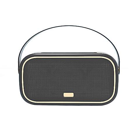 Amazon.com: ZYG.GG Altavoz Bluetooth portátil para ...