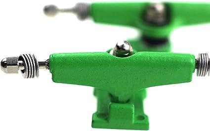 34mm Green SOLDIER BAR Fingerboards Parts Trucks