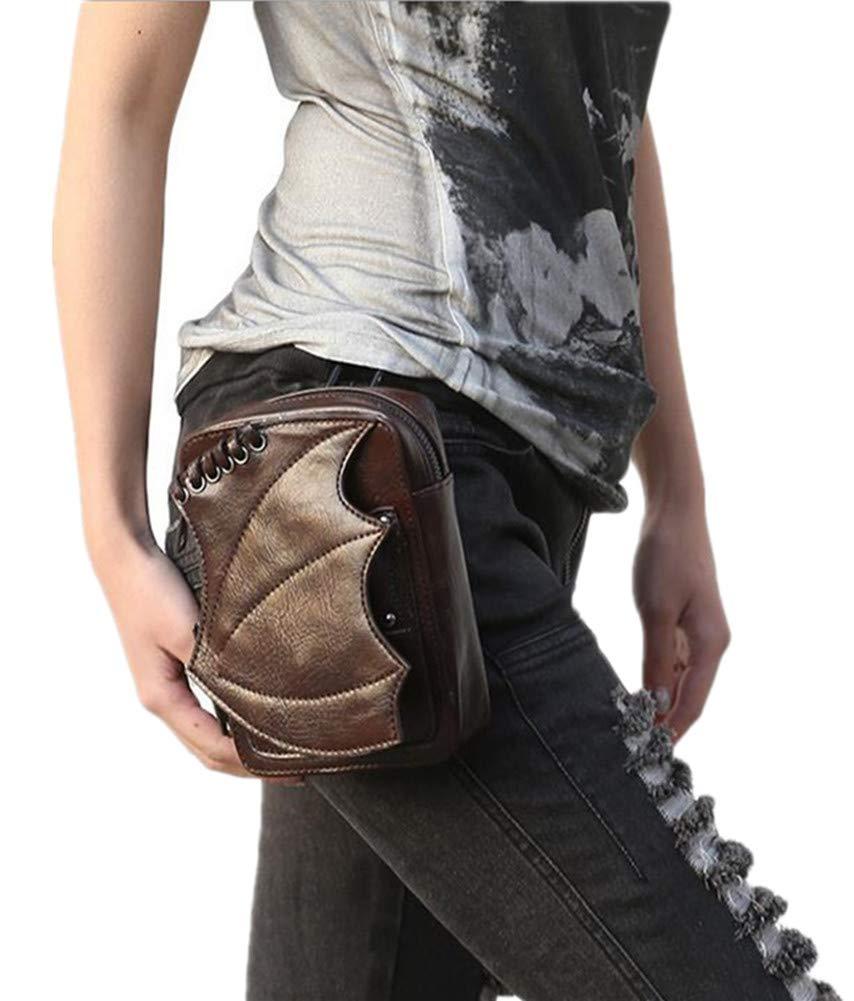 Zhang chen fu Retro-Außentaschen für Damen aus europäischer und amerikanischer Punk-Handtasche
