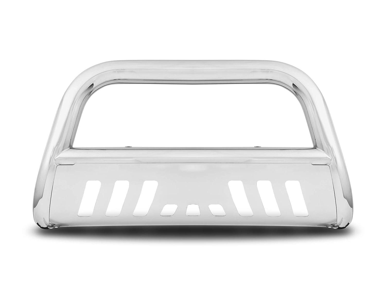 Chrome Armordillo USA 7141216 Classic Bull Bar Fits 2007-2014 Chevy Avalanche 1500