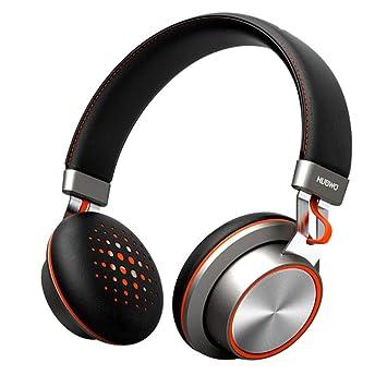 HUAN Auriculares para Juegos, Auriculares inalámbricos Bluetooth Diadema para Auriculares con Orejas Sobre la Oreja
