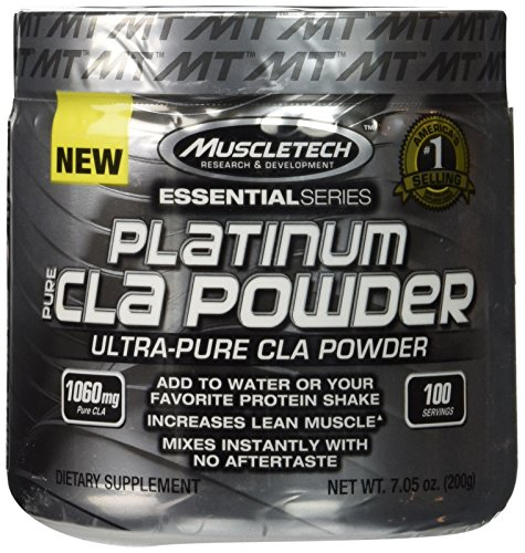 Poudre de MuscleTech Platinum Pure CLA (100 portions)
