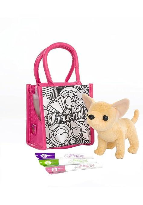 140 opinioni per Simba 105895264- Peluche Chi Chi Love con accessori, da colorare