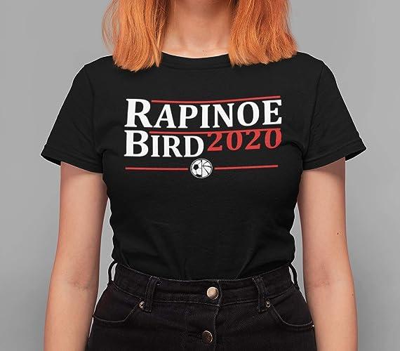 Best Lgbt Charities 2020 Amazon.com: Rapinoe Bird For 2020 Soccer Basketball LGBT Shirt For