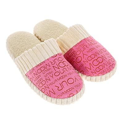 690be2975cb4 Furry Fur Slippers Women Warm Plush Winter Shoes Flat Fur Slides Cozy Soft  Sole Home Slippers