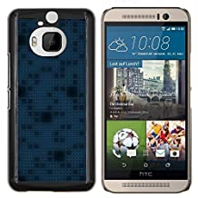 For HTC One M9+ M9 Plus , S-type Simple Pattern 8 - Colorful Printed Hard Protective Back Case Cover Shell Skin