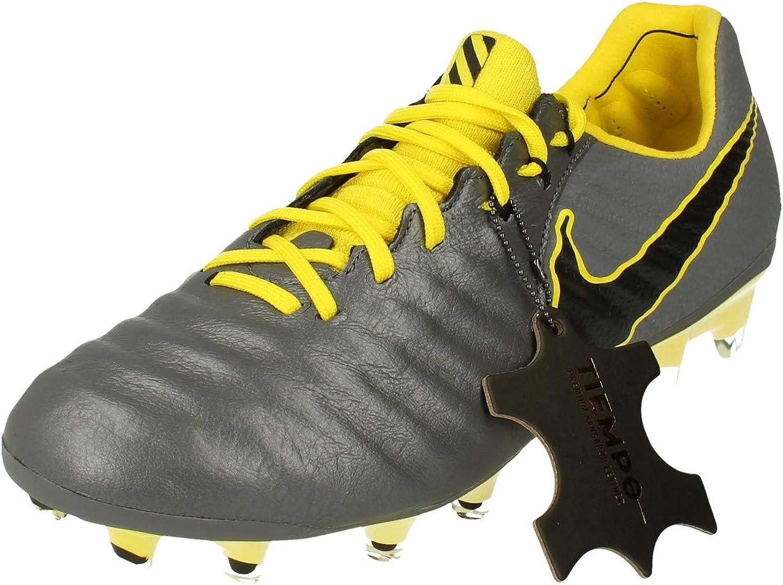 Imaginación Calamidad Humano  Amazon.com: Nike Tiempo Legend 7 Elite FG - Zapatillas de fútbol: Shoes