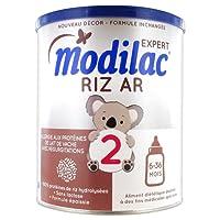 Modilac Expert Riz AR 2 De 6 à 36 Mois 800 g