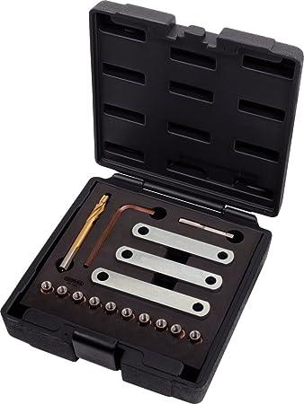 Ks Tools 122 1300 Gewinde Reparatursatz M9 X 1 25 16 Tlg Baumarkt