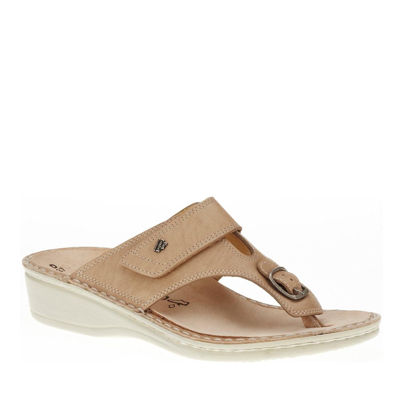 Finn Comfort Women's Phuket 2533 Sandal B0013D9EW8 40 M EU|Marble Idaho