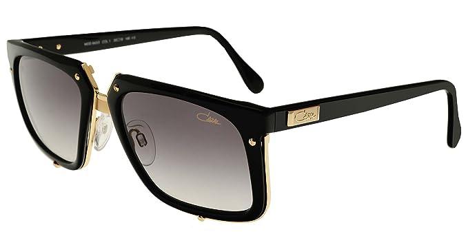 Gafas de Sol Cazal CAZAL VINTAGE 643-3 BLACK BLACK/GREY ...