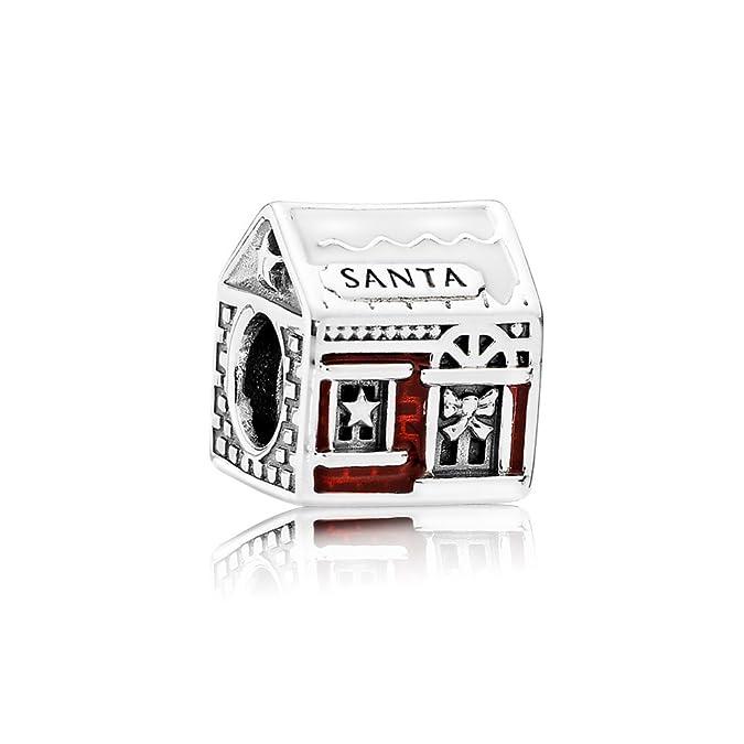 Pandora 792003enmx-box la caseta de Papá Noel - 2016 - en conjunto con caja: Amazon.es: Joyería