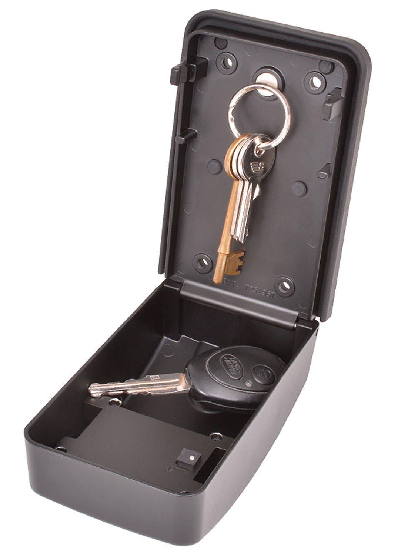 Sterling Locks - Caja de seguridad para llaves (combinación, capacidad para 2 llaves): Amazon.es: Bricolaje y herramientas