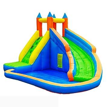Castillo Inflable para Niños Tobogán para Niños Pequeños para El ...