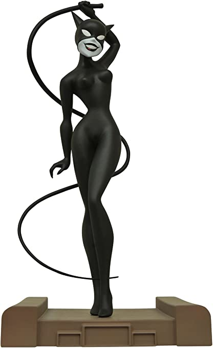 Diamond Select DC Comics Femme Fatales Animated Catwoman PVC Statue New