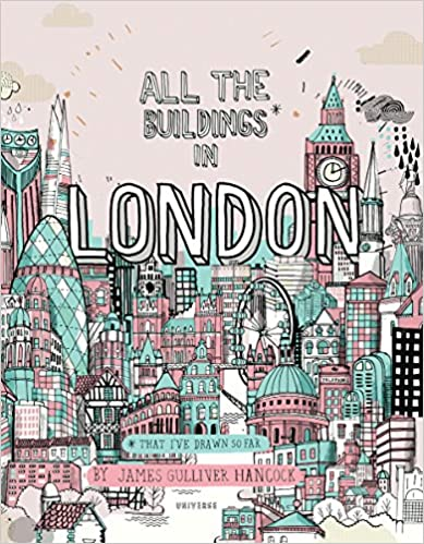 That Ive Drawn So Far All the Buildings in London