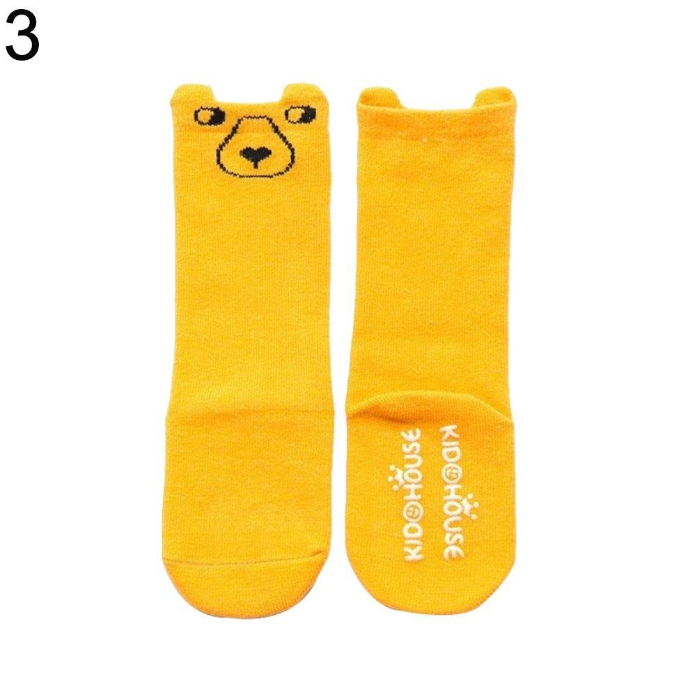 Yosemite Baby Socken Jungen Mädchen Cartoon Tier Knie Hohe Socken Wärmer Strümpfe