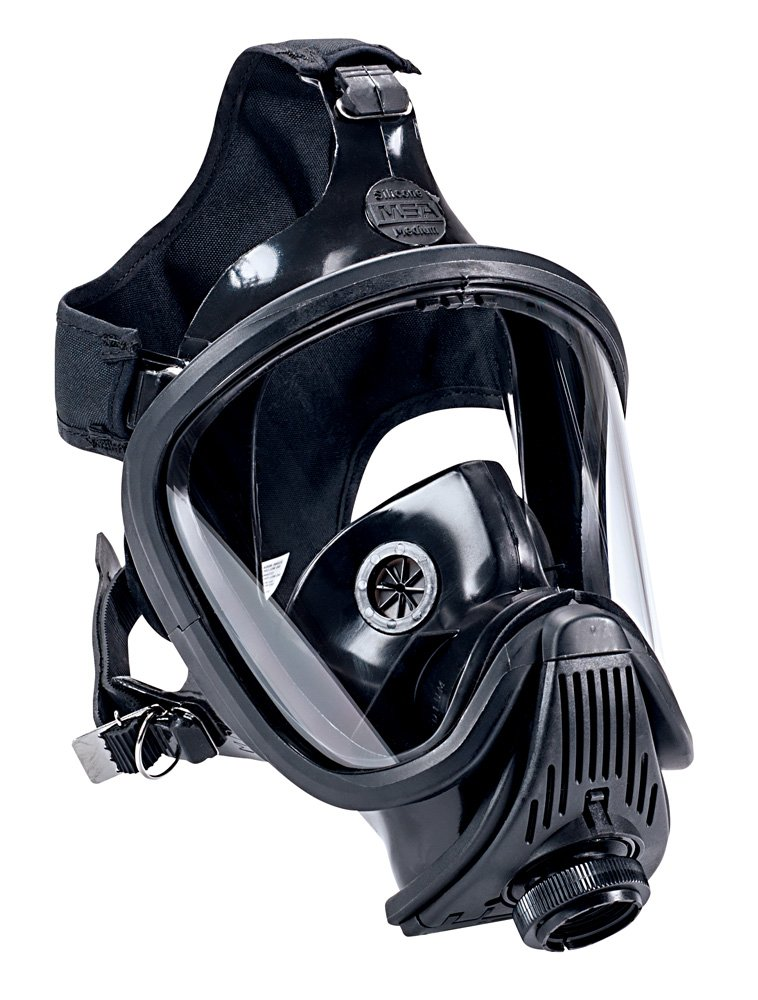 MSA Safety 10037652 hycar goma ultra-elite Full Face Epi con ...