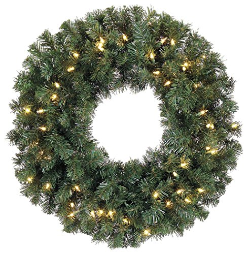 led wreath outdoor - 1