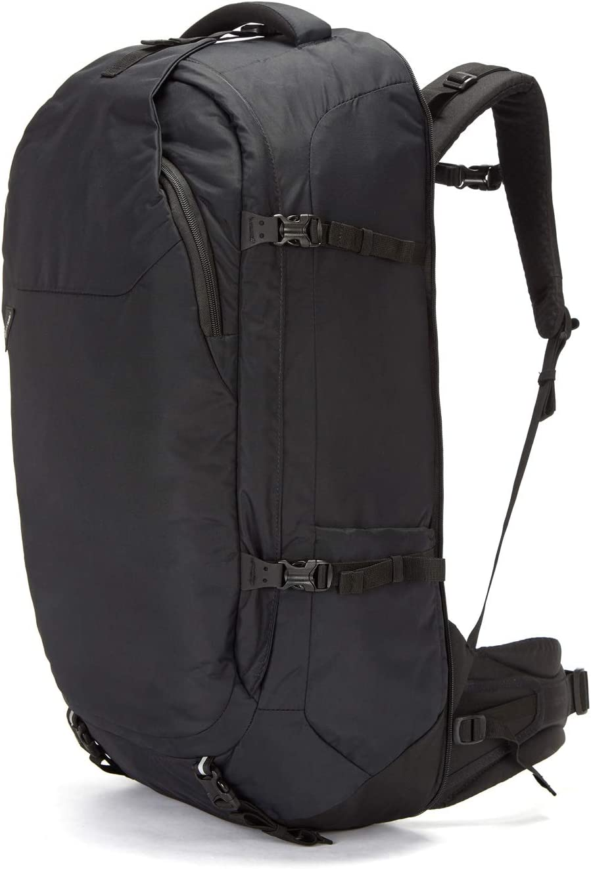 Pacsafe Venture S Exp65 65l Travel Pack Backpack Mochila Tipo Casual, 75 cm, 65 litros, Black 100: Amazon.es: Equipaje