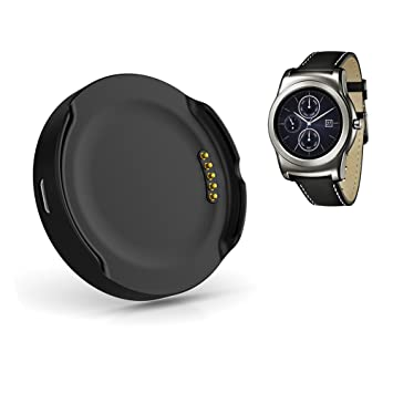 GOOQ New Cradle Charger USB Charging Dock Adapter For LG G Watch Urbane W150 Smartwatch