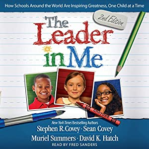 The Leader in Me Audiobook