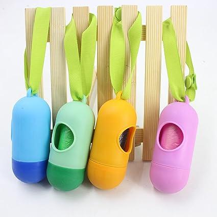 Bolsa de basura portátil para pañales de bebé, con cordón ...