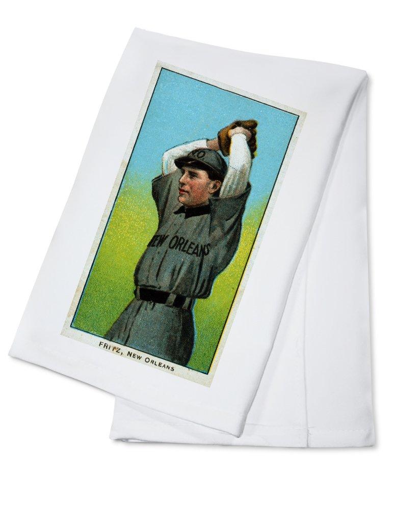 新しいOrleans Southern League – Charlie Fritz – 野球カード Cotton Towel LANT-23449-TL Cotton Towel  B0184BKB2S