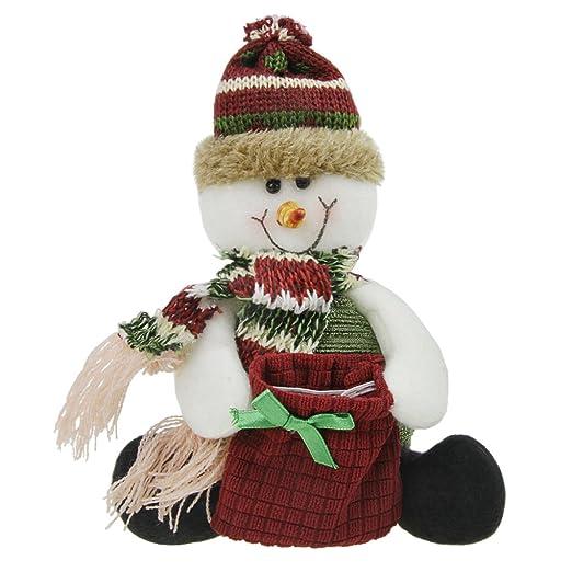 Navidad Chucherías Decoración Bolsa Reno muñeca juguete ...