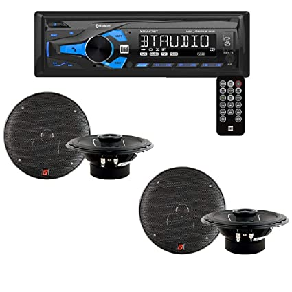 Dual Dual AM/FM Digital Media Car Stereo