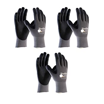 MaxiFlex 34-874 Work Gloves
