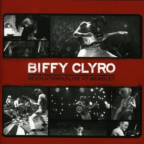 Biffy Clyro - Revolutions: Live From Wembley - Zortam Music