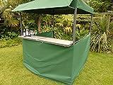 UK Leisure World Waterproof Outdoor Garden Gazebo Canopy Party Wedding Tent Heavy bar Marquee