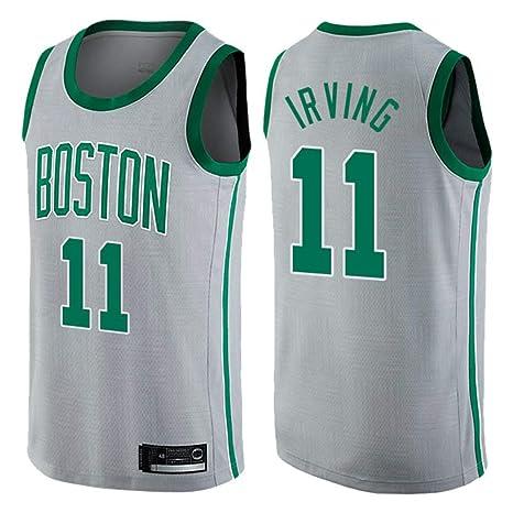 Camiseta de baloncesto para hombre Kyrie Irving # 11 - NBA ...