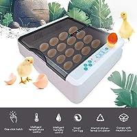 KKTECT Incubadora de 36 Huevos Incubadora Automática Integrada