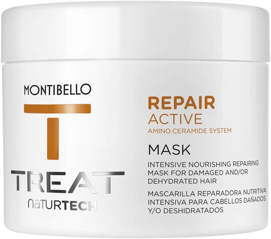 MONTIBELLO TREAT REPAIR ACTIVE_Mask 500ml_REPARADORA-NUTRITIVA INTENSIVA-