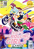THE ROLLING GIRLS Eps. 1- 13 End / English Subtitle