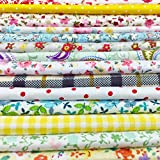 flic-flac 200pcs 4 x 4 inches (10cmx10cm) Cotton