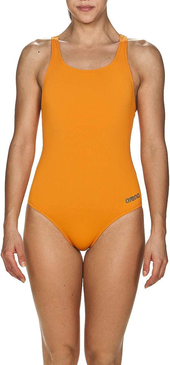 ARENA Damen Badeanzug Madison Swim Pro Back MaxLife One Piece