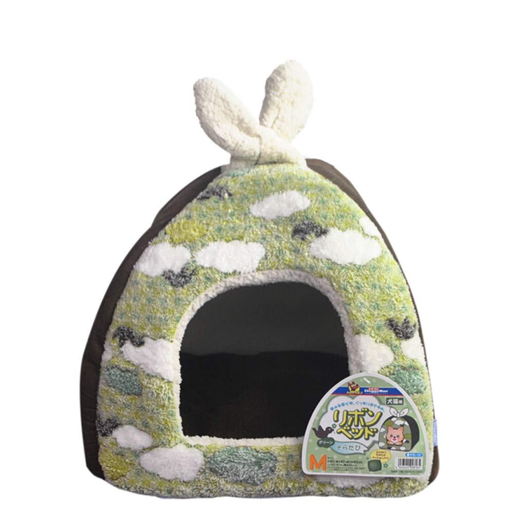 B Medium B Medium JBP Max Dog Bed Cat Nest Pet Nest Pet Bed Pet Mat Cat Bed Cat Sofa Removable And Washable Cat Kennel Cat Mat,B,M