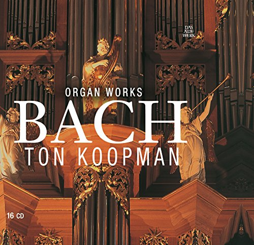Bach: Complete Organ Works (Bach Complete Organ)