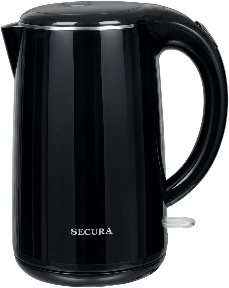 Secura SWK-1701DB Original Stainless Steel